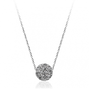 R.A Ball pendant necklace  133235