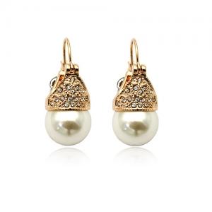 fashion pearl earring 85581