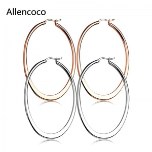 Allencoco Hoop Earrings   1229690001