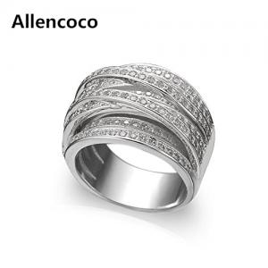 Allencoco zircon ring  10317602