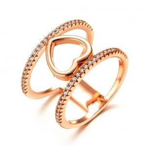 Allencoco zircon ring   10385