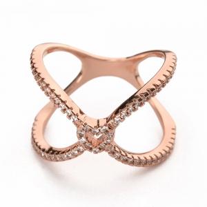 Allencoco zircon ring  10387