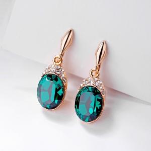 AllenCOCO crystal ear clip 320714