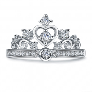 AllenCOCO Crown shape Earring 97639