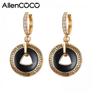 Allencoco Clip on Earrings 3209430711
