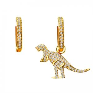 Allencoco dinosaur earring 20865402