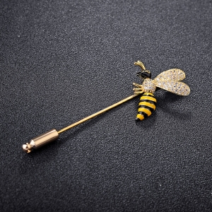 R.A bee brooch    850234