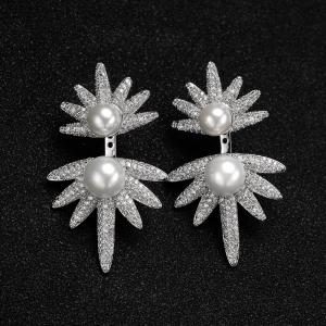 Allencoco pearl earring  208267