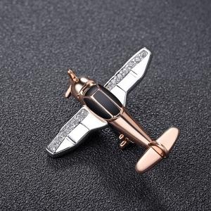 R.A Airplane brooch  151135