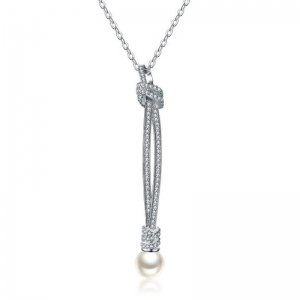 Allencoco pearl necklace  307236