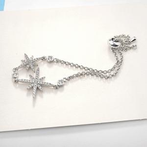 Allencoco zircon bracelet  403087
