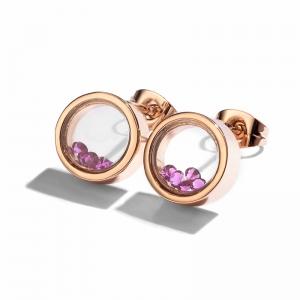 Brand earring 85196