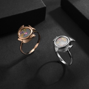 R.A fish ring  95356-1