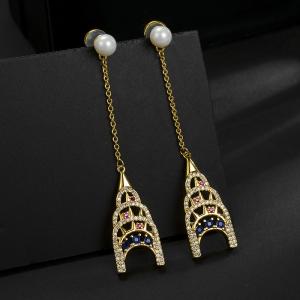 Allencoco drop earring  208889
