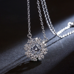 Rigant zircon necklace  62137