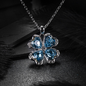 Allencoco crystal necklace  307311