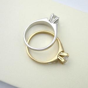 Italina Zircon Ring 93663