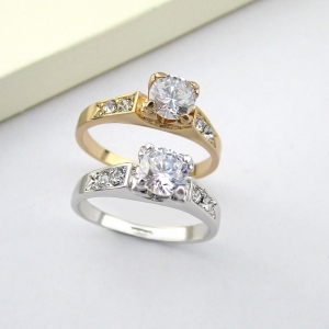 Italina Zircon Ring 93663
