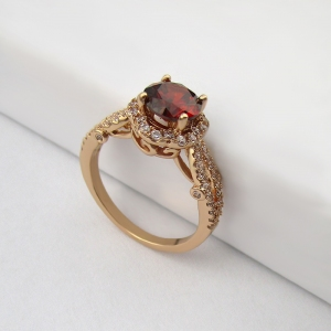 Rigant zircon Ring 0969610736