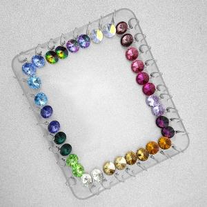 Allencoco crystal earring  20901302