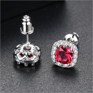 Allencoco zircon earring 2080073002